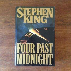 "Stephen King ""Four Past Midnight"""